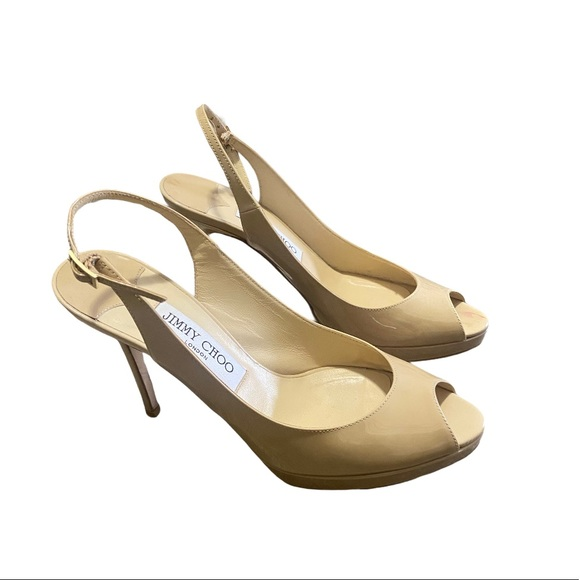 Vince Camuto Shoes   Nwt Vince Camuto Patent Leather Nude